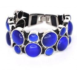 Браслет синий bc-003