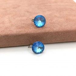 Серьги с кристаллом Сваровски 22 S-00175