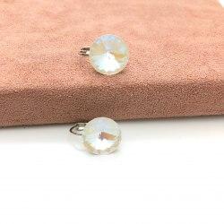 Серьги с кристаллом Сваровски 30 S-00183