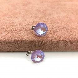 Серьги с кристаллом Сваровски 31 S-00184