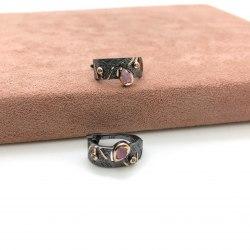 Серьги с натуральными камнями 8 S-00205