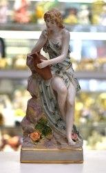 """Статуэтка """"Девушка с кувшином"""" art.10190"""