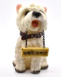 Фигурка Собака йорк art.10212