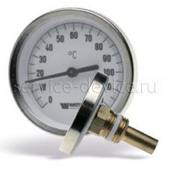 Термометр погружной Watts F+R801 D100 L42