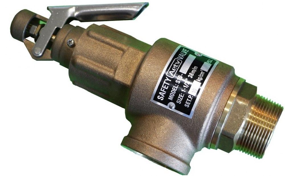 Клапан предохранительный Si6301С-16-040