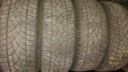 Комплект шин 225/50R17 Dunlop SP Winter Sport 3D