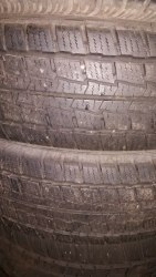 Комплект шин 185/75R16C Hankook Winter evo