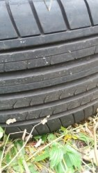 Одна шина 275/30R20 Dunlop Sp maxx