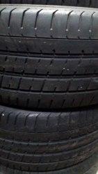 Пара шин 255/40R21 Pirelli Pzero