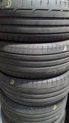 Комплект шин 235/55R17 Dunlop Sport maxx