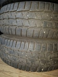 Пара шин 215/60R17С Michelin Agilis alpin