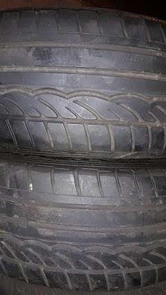 Пара шин 205/40R17 Dunlop Sport 01