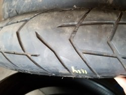 Мотошина 120/70R17 Pirelli Scorpion