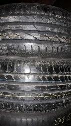 Пара шин 205/50R16 Bridgestone ER300