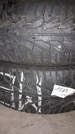Пара шин 215/60R16 Uniroyal MS plus 77