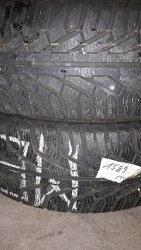 Пара шин 215/60R16 Uniroyal MS plus 77