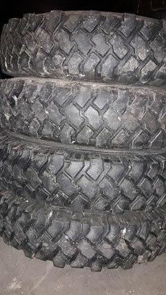 Комплект шин 7.0R16 Michelin 4x4 O/R XZL