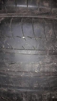 Пара шин 295/35R21 Michelin Pilot