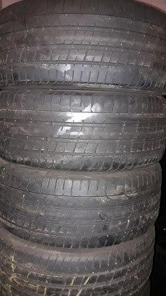 Комплект шин 255/40R21 Pirelli Pzero