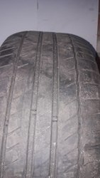 Пара шин 235/55R17 Michelin Primacy HP