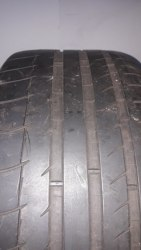 Комплект шин 245/40R18 Michelin Pilot sport