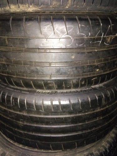 Пара шин 235-45 R 18 Michelin Pilot super sport