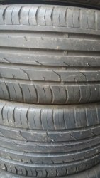 Пара шин 215/40R17 Continental ContiSportContact 2
