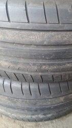 Пара шин 255/45R20 Dunlop Sp maxx GT