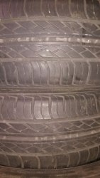 Пара шин 175/50R15 Hankook Optimo