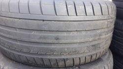 Одна шина 255/45R17 Dunlop Sp maxx GT