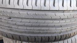 Одна шина 215/60R17 Continental ContiSportContact 5