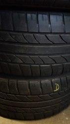 Пара шин 205/45R16 Bridgestone B340