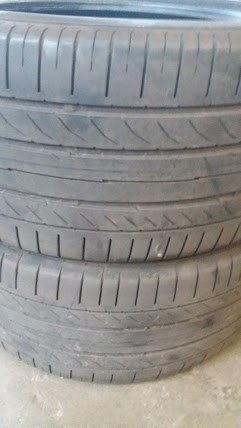 Пара шин 245/40R17 Continental ContiSportContact 5
