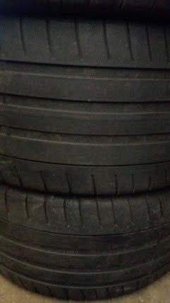 Пара шин 255/35R18 Dunlop Sp maxx GT