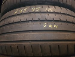 Одна шина 245/45R18 Continental ContiSportContact 2