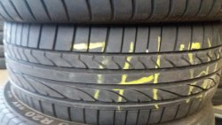 Пара шин 205/45R17 Bridgestone Potenza Re050