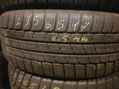 Одна шина 235/65R17 Michelin Latitude Alpin