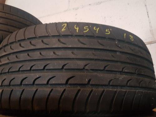 Одна шина 245/45R18 Fulda Carat Excelero