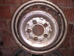 Диск колесный R15, 5 1/2J , 5-130 , ET 83 , DIA 84.1 Sprinter . 5 шт