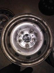 Диски R 15 5-118 Peugeot Boxer .