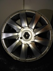 Комплект литых дисков R16 , 4-100, 6,5J , DIA 60,1. RENAULT нет 1 заглушки