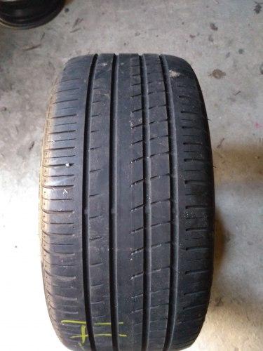 Пара шин 245/40 R17 Pirelli P Zero Rosso