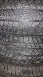 Пара шин 265/70R16 Michelin Alpin