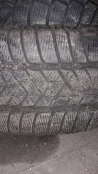 Одна шина 265/70R16 Pirelli Scorpion winter