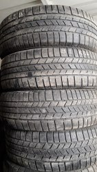 Комплект шин 235/60R17 Continental Wintercrosscontact