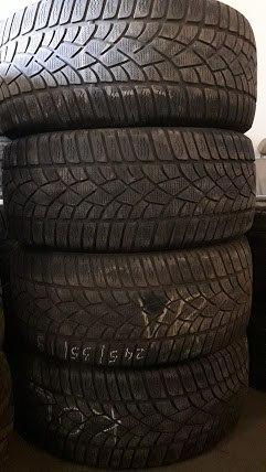 Комплект шин 245/35R19 Dunlop 3D