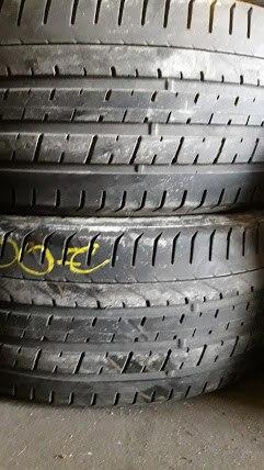 Пара шин 245/45R20 Pirelli Pzero