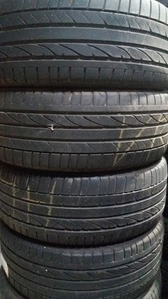 Комплект шин 205/45R17. Bridgestone Potenza Re050