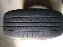 Пара шин 215/50 R17 Bridgestone Potenza Er 050 A
