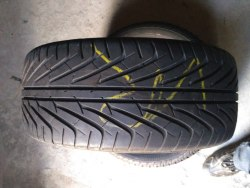 Пара шин 225/45R17 Ventus Sport K104